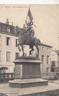 Cp , 54 , NANCY , Statue De Jeanne D'Arc - Nancy