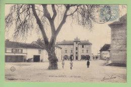 PONT DE CHERUY : Joli Quartier. Dos Simple. 2 Scans. Edition Vialatte - Pont-de-Chéruy