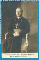Mons.    Kerhofs   Janssens   Liége - Célébrités