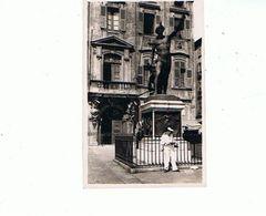 83.. TOULON  STATUE AU GENIE DE LA NAVIGATION ET HOTEL DE VILLE MARIN - Toulon