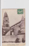 CARTE POSTALE   CONDE SUR MARNE 51  L'église - Autres Communes