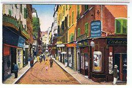83.. TOULON RUE D ALGER  COMMERCES    TBE  MM509 - Toulon