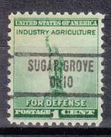 USA Precancel Vorausentwertung Preo, Locals Ohio, Sugar Grove 734 - Vereinigte Staaten