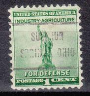 USA Precancel Vorausentwertung Preo, Locals Ohio, Sulphur Springs 719,5 - Vereinigte Staaten