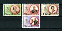 Tokelau  Nº Yvert  192/5  En Nuevo - Tokelau