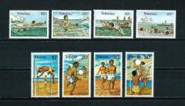 Tokelau  Nº Yvert  73/6-77/80  En Nuevo - Tokelau