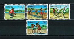 Tokelau  Nº Yvert  69/72  En Nuevo - Tokelau