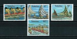 Tokelau  Nº Yvert  65/8  En Nuevo - Tokelau