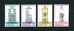 Tokelau  Nº Yvert  61/4  En Nuevo - Tokelau