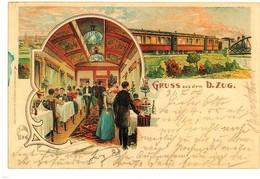 Gruss Aus Dem D. Zug - Deutschland
