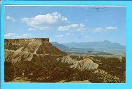 Cpa  Cartes Postales Ancienne  - Southwestern Colorado - Etats-Unis