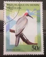 FRANCOBOLLI STAMPS BENIN AFRICA 1996 SERIE UCCELLI - Benin – Dahomey (1960-...)