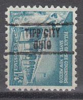 USA Precancel Vorausentwertung Preo, Locals Ohio, Tipp City 734 - Vereinigte Staaten