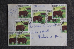 Lettre Du CONGO ( LOUBOMO) Vers FRANCE - Used