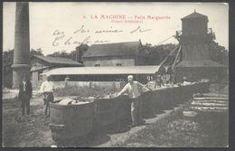 La Machine - Usine Schneider - Puits Marguerite - N° 6 - Voir 2 Scans - La Machine
