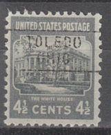 USA Precancel Vorausentwertung Preo, Locals Ohio, Toledo 745 - Vereinigte Staaten