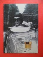 Publicité Parfum LALIQUE 1999 - Advertising