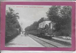 90.- BEAUCOURT .- Ligne De DELLE à MONTBELIARD - Beaucourt