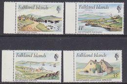 Falkland Islands 1980 Early Settlementv ** Mnh (37826) - Falklandeilanden