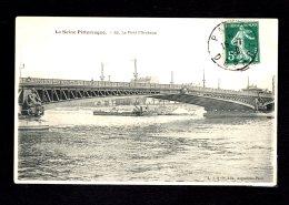 Le Pont Mirabeau écrite 1909 Lot 997 - Bridges