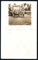 B1843 - Ostfront Südöstlich Pultusk Pułtusk Ostenburg  - 1. WK WW Soldaten Unifrom - Stempel 1915 - Weltkrieg 1914-18