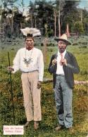 Costa-Rica - Jefe De Indios - Indian Chief - Costa Rica