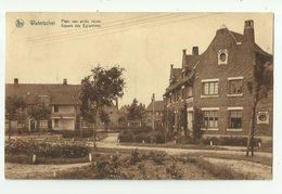 Waterschei  *  Plein Van Wilde Rozen  - Square Des Eglantines - Genk