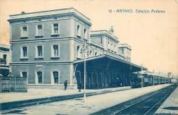 Espagne - Mataro - Estacion Andenes - Train - Barcelona