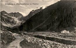 Mittelberg U. Mittelbergferner Im Pitztal * 1909 - Pitztal