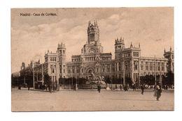 ESPAGNE . MADRID . CASA DE CORREOS - Réf. N°7799 - - Madrid