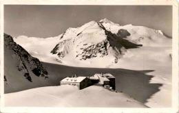 Braunschweiger-Hütte Am Mittelberg-Gletscher U. Wildspitze (78/3) - Pitztal
