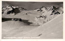 Braunschweigerhütte - Wildspitze - Brunnenkögel * Feldpost 26. 9. 1943 - Pitztal