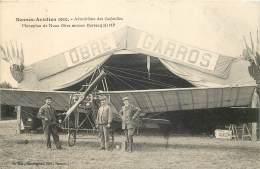 France - 35 - Rennes-Aviation 1910 - Aérodrôme Des Gayeulles - Monoplan De Noue Obre - Rennes