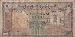 Viet-Nam 100 Dong  Mot Tram Dong - Vietnam