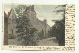 Environs De Waremme   *   Chateau D'Otrange  (Nels Coloré) - Borgworm