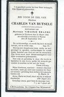 B.P. ETIKHOVE VAN BUTSELE CHARLES 1842 - 1912 MATER - Religion & Esotericism