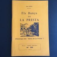 FR66 Revue TERRA NOSTRA - N°30 - LA PRESTE - Illustré - 107 Pages - Bel état - Languedoc-Roussillon