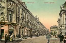 Romania - Bucuresti - Strada Lipscani - Roumanie