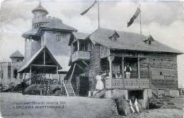 Romania - Bucuresti -Expsitiunea Generala Romana 1906 - Carciuma Munteneasca - Roumanie