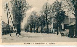 92 - Antony : La Route De Chartres Au Petit Massy - Antony