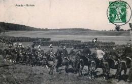 Suisse - Armée - Défilé Des Troupes - Autres