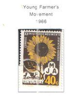 Uruguay PO 1966 Mov.Contadino Scott.741 Nuovo See Scans On Scott.Page - Uruguay