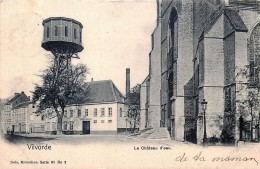 Vilvorde - Le Château D' Eau - Nels Série 65 N° 2 - Vilvoorde
