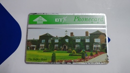 United Kingdom-(btc093)-ryder Cup1993the Belfry(20units)-(308g)-price Cataloge5.00£-card+1card Prepiad Free - United Kingdom