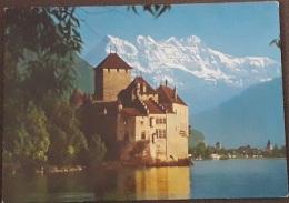 Montreux (Suisse) Viaggiata 1971 - (2404) - VD Vaud