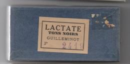 Boite Vide Pour Plaques Stéréoscopiques Positifs Sur Verre,  Lactate Tons Noirs Guillemot - Supplies And Equipment