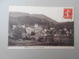 BAS RHIN HOHWALD VUE DU NORD AU SUD TAMPON VERSO HOTEL A. MARCHAL HOHWALD I. E. - France