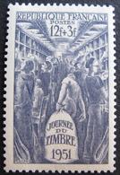 Lot FD/1052 - 1951 - JOURNEE DU TIMBRE - N°879 NEUF* ☛☛☛ PRIX DE DEPART A MOINS DE 10% DE LA COTE - Unused Stamps