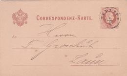 Entier Postal / Correspondenz-Karte   Autriche/ Österreich - Entiers Postaux