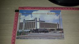 C-56775 KRAKOW HOTEL ORBIS FORUM - Polen